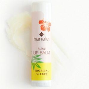 Hanalei Kukui Lip Balm In Tropical Citrus